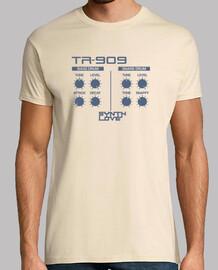 TR 909 CONTROLS