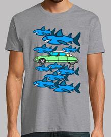tra gli squali
