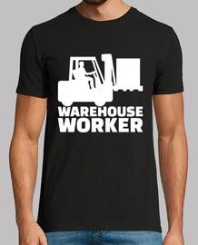 trabajador de almacén