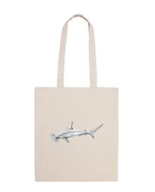 tracolla squalo martello