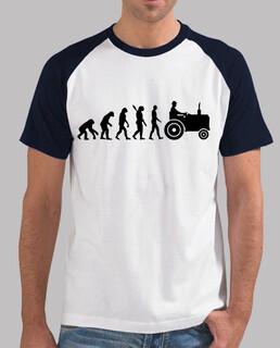 tractor de la evolución