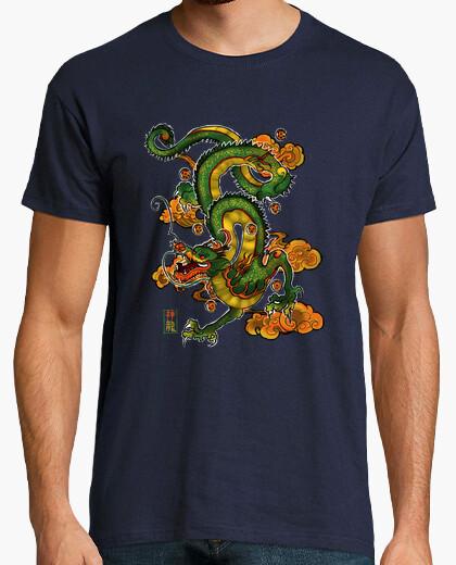 Camiseta Traditional Chinese Shenron