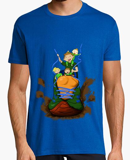 Camiseta Trail en familia