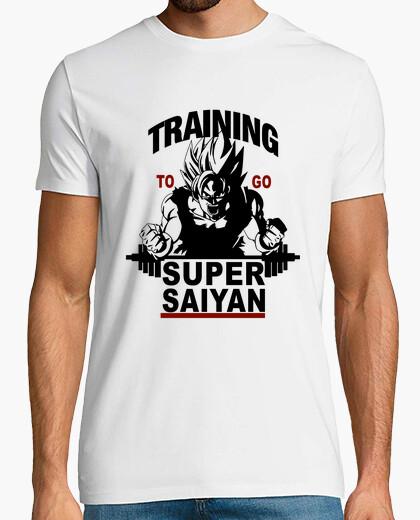 Camiseta Training to go