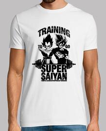 training to go ssj - 2