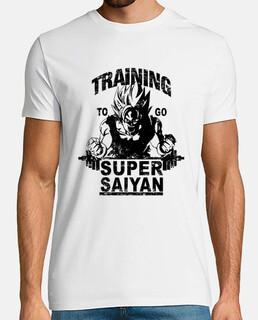 training to go ssj - 3