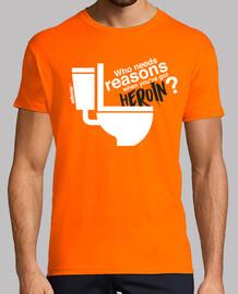 Trainspotting - Who needs reasons?