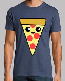 tranche de pizza kawaii
