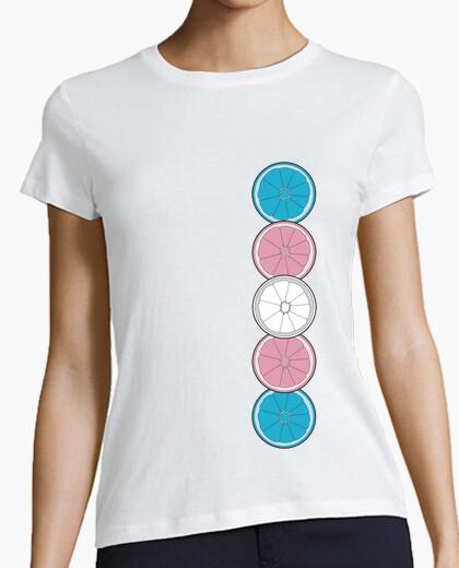 Camiseta trans pride