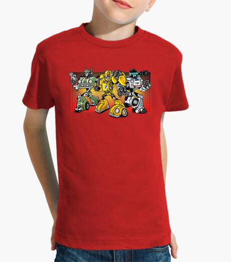Ropa infantil Transformers Animated Classic Vintage v