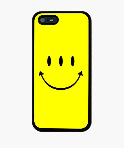 Funda iPhone Transmetropolitan smiley