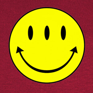 Camisetas Transmetropolitan smiley
