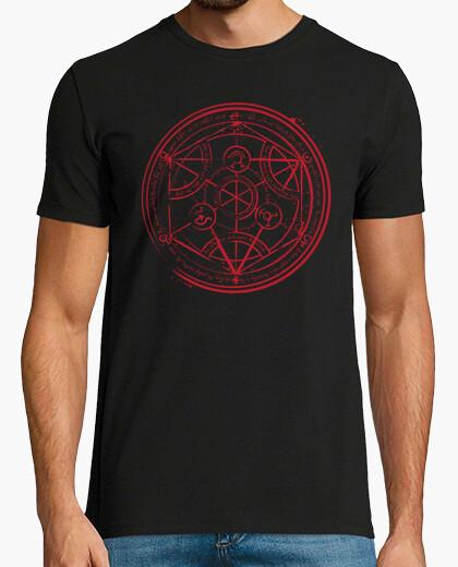 Camiseta Transmutation Circle