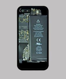 Transparent Phone 5