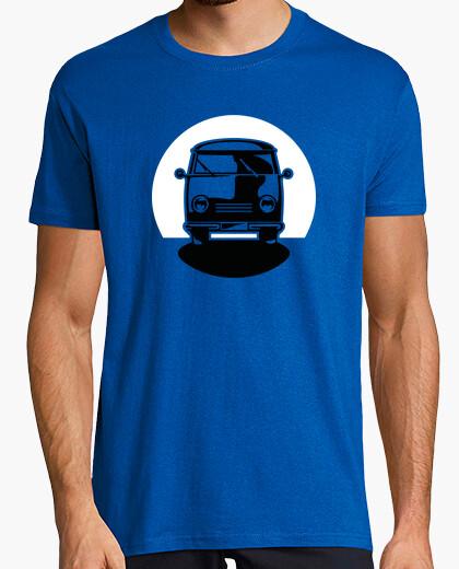 Camiseta Transporter Bus con la Luna o Sol 1