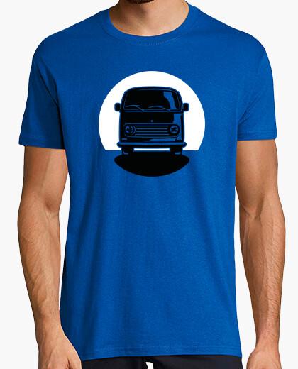 Camiseta Transporter Bus con la Luna o Sol 2