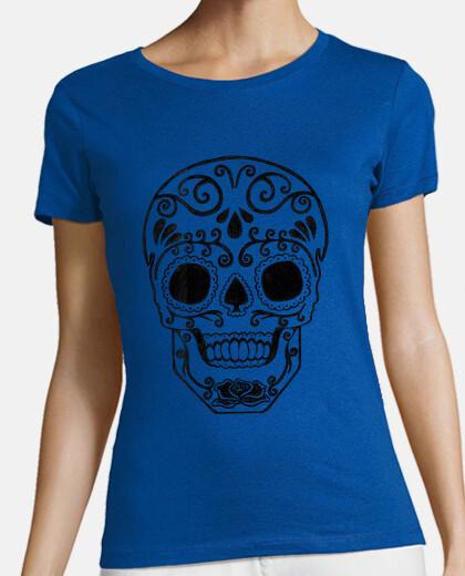 trasparente sugar skull