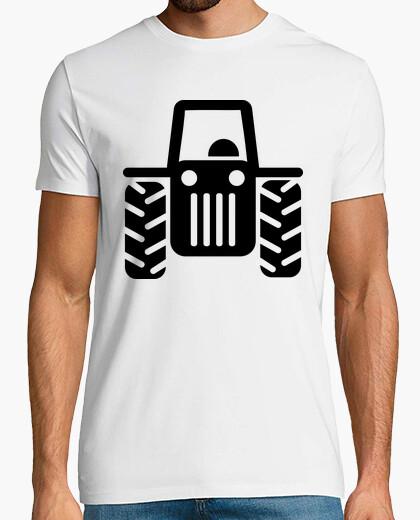 T-shirt trattore contadino
