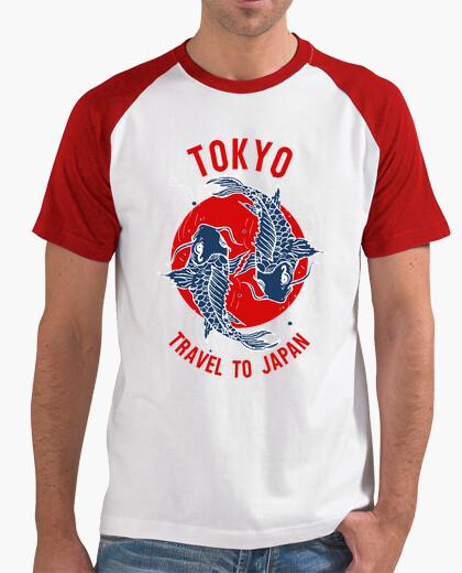 Camiseta Travel to Japan