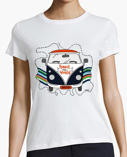 Camiseta Travel World CMB