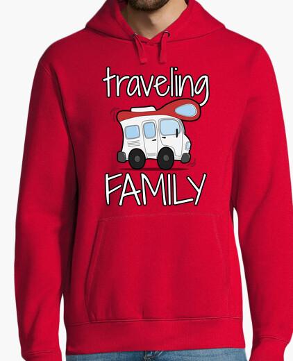 Sudadera Traveling family