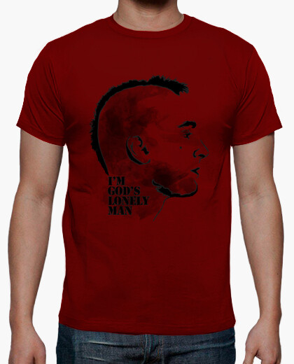 Camiseta Travis Bickle (Taxi Driver) (ENG)