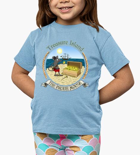 Ropa infantil Treasure island