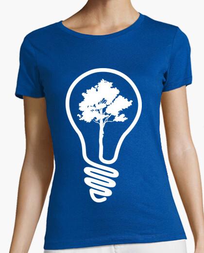 Tree bulb t-shirt