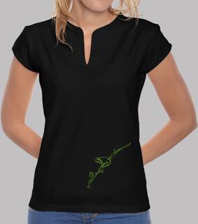 tree frog - verde - donna