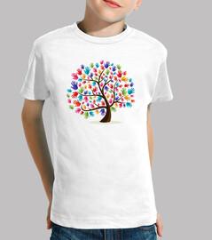 Tree Hands Diversity