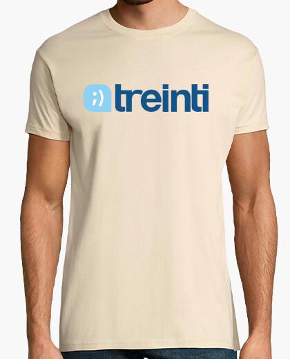 Camiseta Treinti Chico