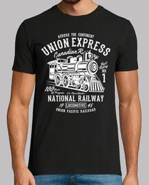 Tren Retro Union Express