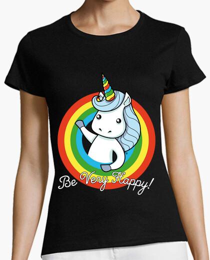 Tee-shirt très heureux
