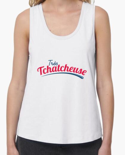 Tee-shirt Très Tchatcheuse