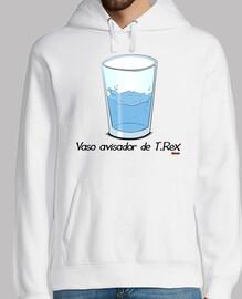 trex warning glass