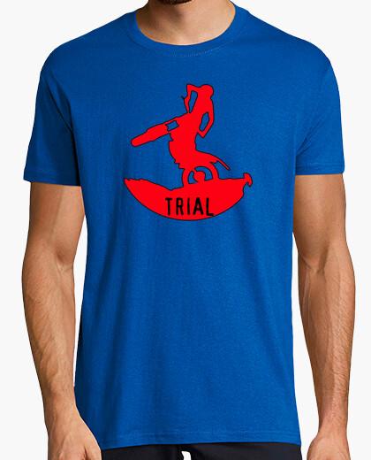 Camiseta TRIAL ROJO