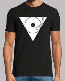 triangolo in vinile