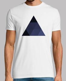 Triángulo Hipster (Azul)