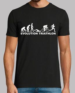 Triathlon-Entwicklung