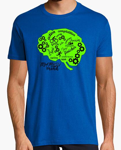 Camiseta Triathlon mind