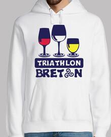 Triatlón bretón