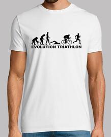 triatlón evolución