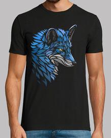 Tribal Blue fox