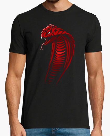 Camiseta Tribal Cobra