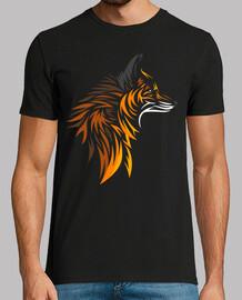 Tribal fox perfil