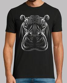tribal hippopotamus