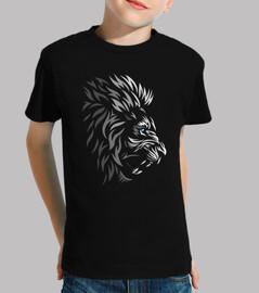 tribal lion