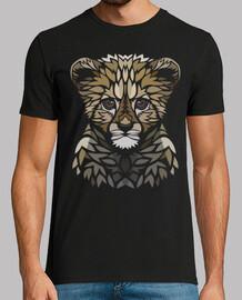 Tribal little lion