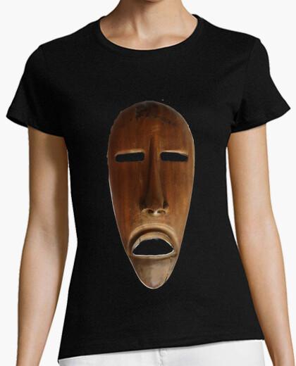 Camiseta Tribal mask