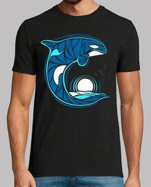 tribal orca